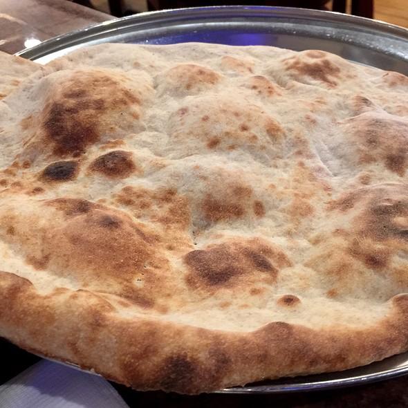 Clay Oven Bread @ Yemen Cafe