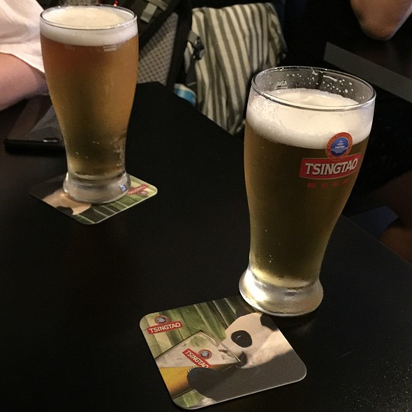 Tsingtao Pure Draft Beer