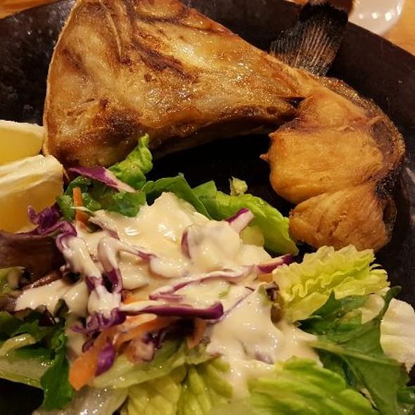 Hamachi Kama @ Oishii Restaurant