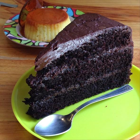 Torta De Chocolate @ Amelie Café