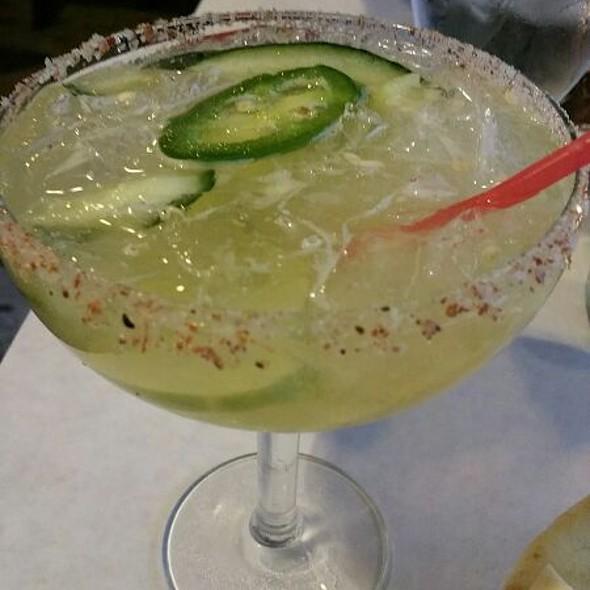 Spiced Margarita @ Gauchos Village