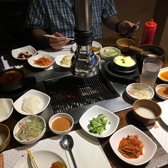 Korean BBQ @ New WonJo