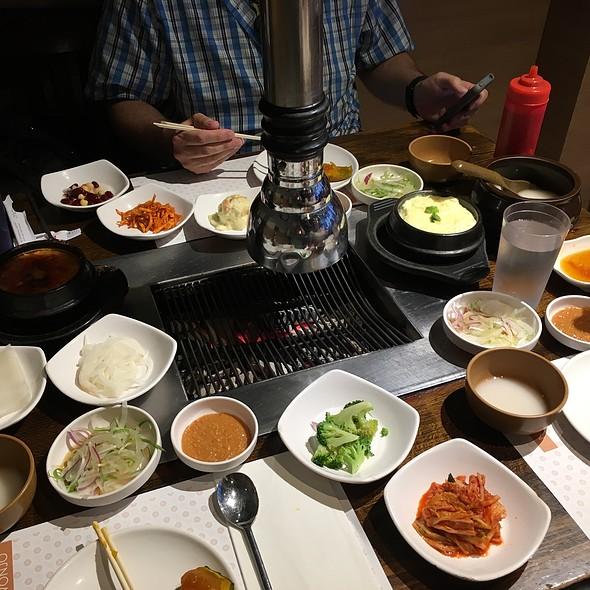 Korean BBQ @ New WonJo