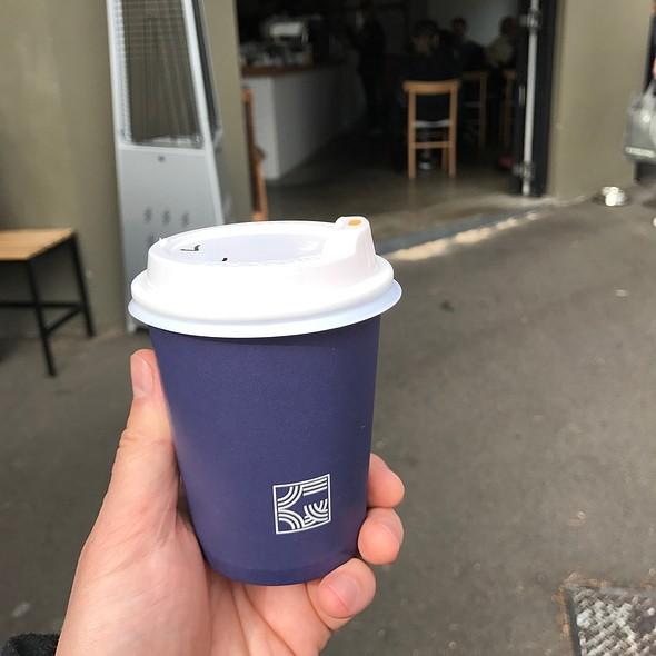 Latte @ Edition Coffee Roaster