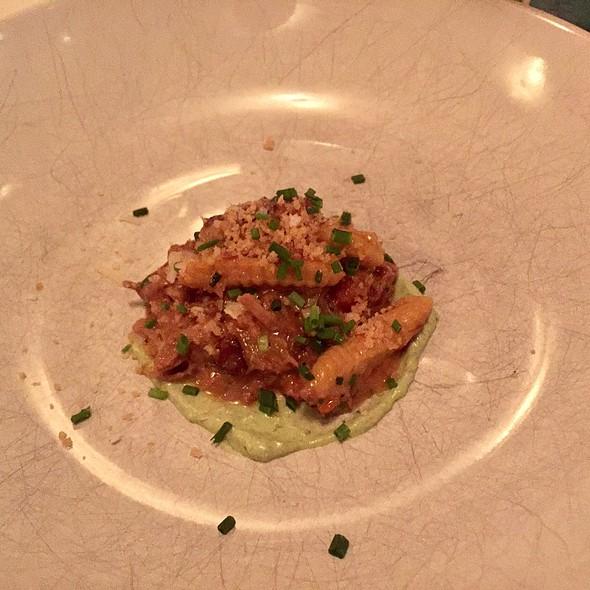 Pulled Pork Shoulder Bolognese @ Detente Restaurant