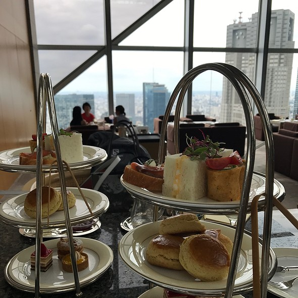 Afternoontea @ Peak lounge