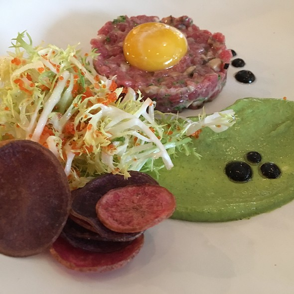 Beef Tartare @ Gather