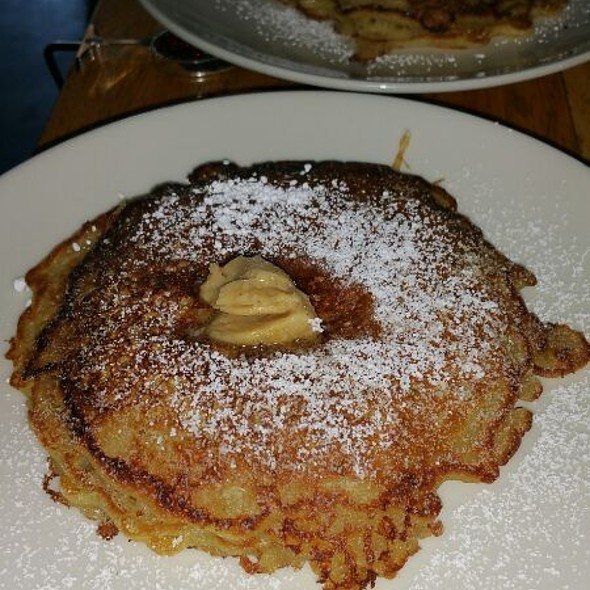 Oatmeal Griddle Cakes @ Salt's Cure