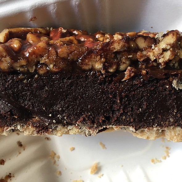 Turtle Brownie @ Bette's-To-Go