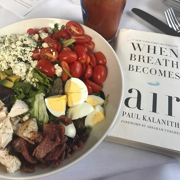 Cobb Salad @ The Fairview Inn