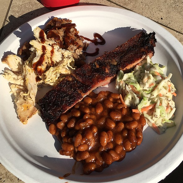 Catered Bbq @ Friends House