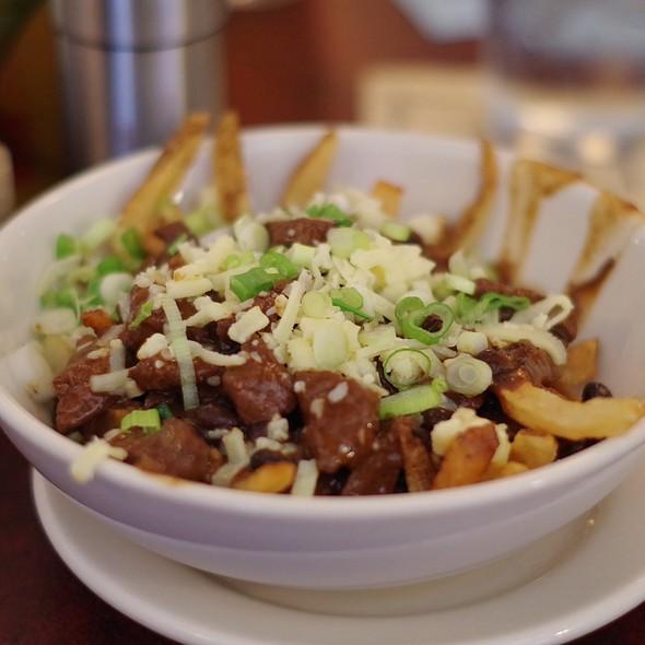 Chili & Cheddar Fries