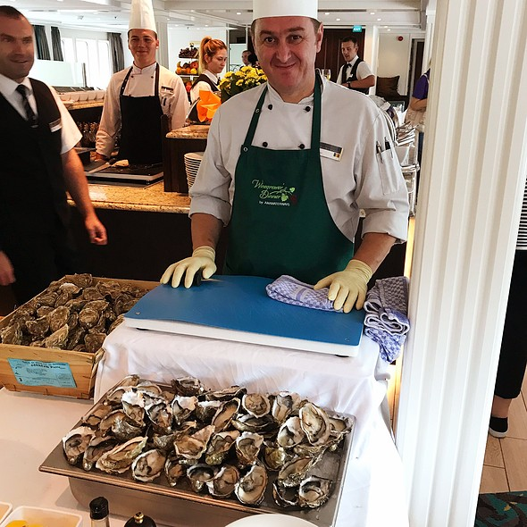 Normandy Oysters