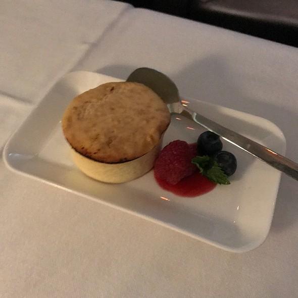 Creme Brulee Cheesecake @ Swiss Air