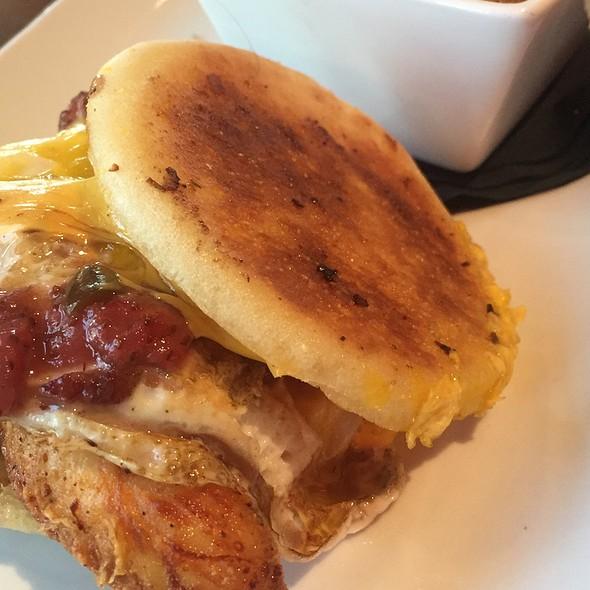 Chicken Muffin  @ Max's Wine Dive - San Antonio