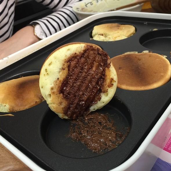 Royce Potato Chips Pancake