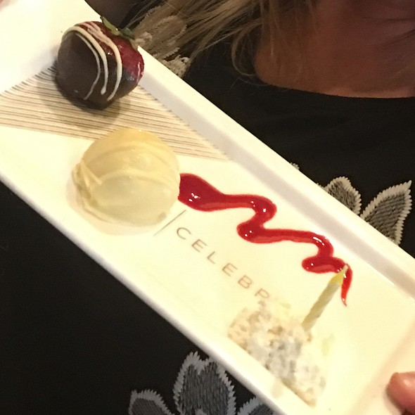 Complimentary Bday Bites