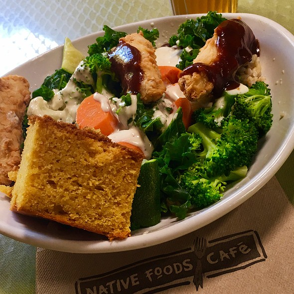 The Soul Bowl @ Native Foods