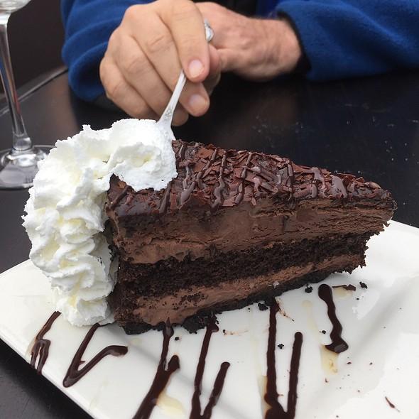 Chocolate Mousse Cake @ Neah-Kah-Nie Bistro