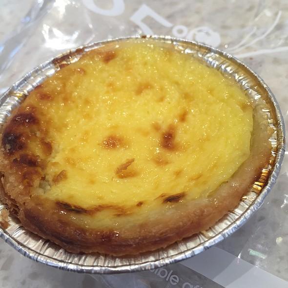 Egg Tart @ 85C Bakery Cafe