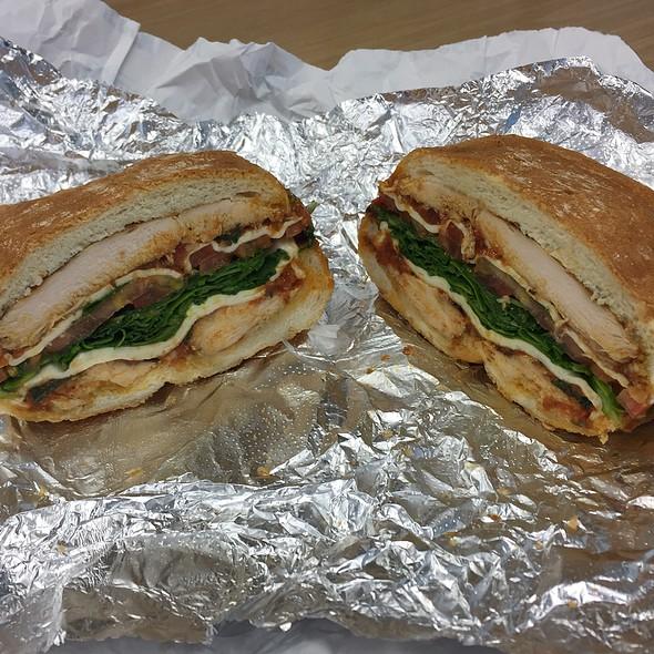 C.T.A. Sandwich @ Essen