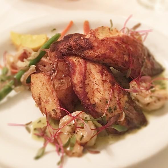 Grilled Redfish @ Brigtsen's Restaurant