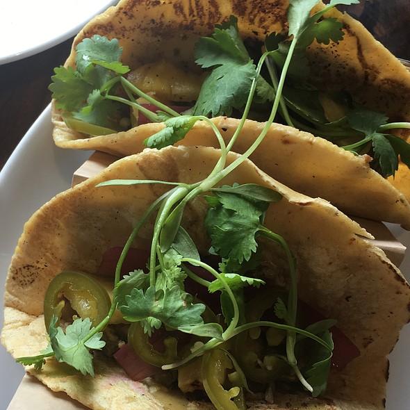 Braised Pork Tacos