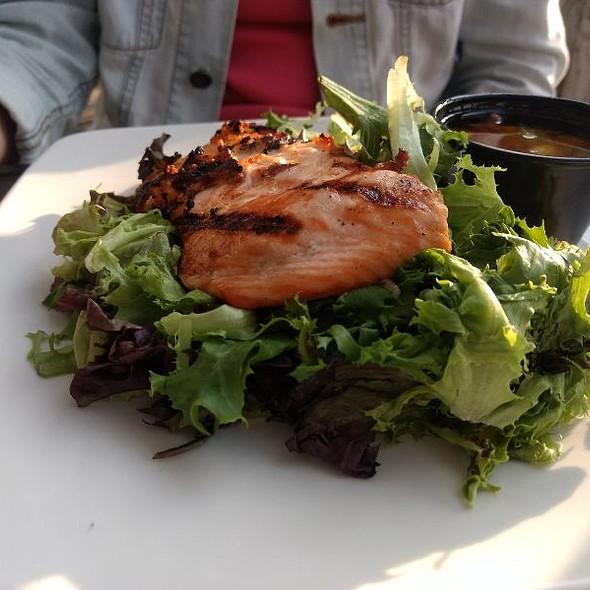 Grilled Salmon @ Lakehouse Restaurant