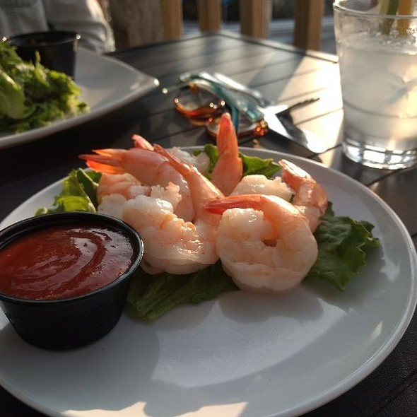 Shrimp Cocktail @ Lakehouse Restaurant