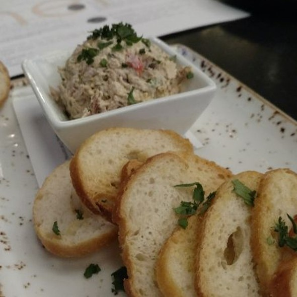 Smoked Fish Dip @ Meril