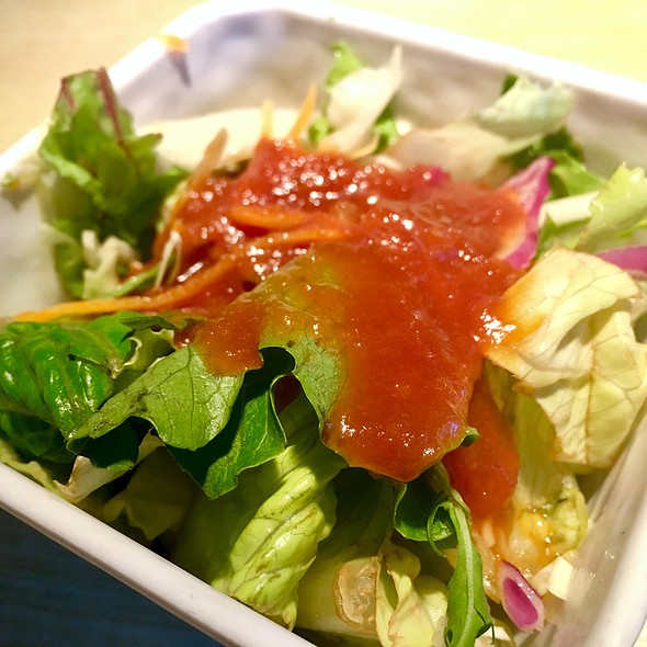 House Salad @ Kampai Sushi Bar