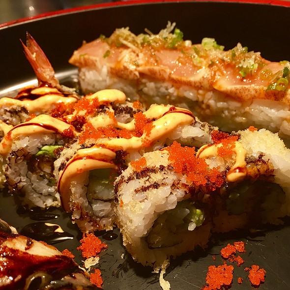 Crunch Roll @ Kampai Sushi Bar