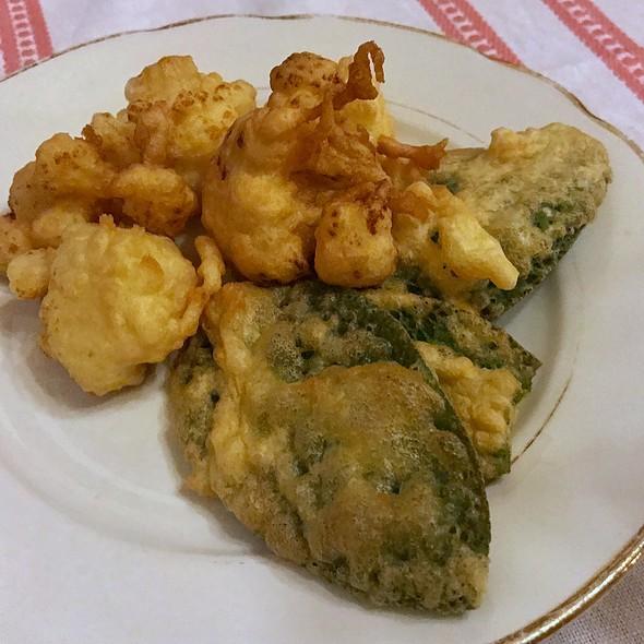 Fried Cauliflower And Sage