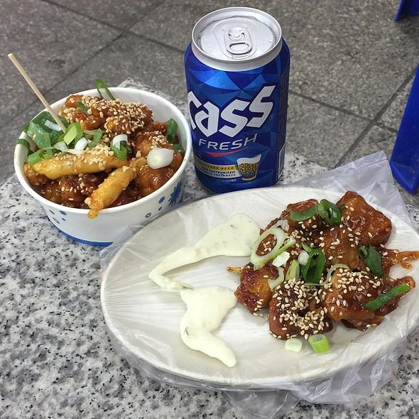 Street Feast & Cass Beer