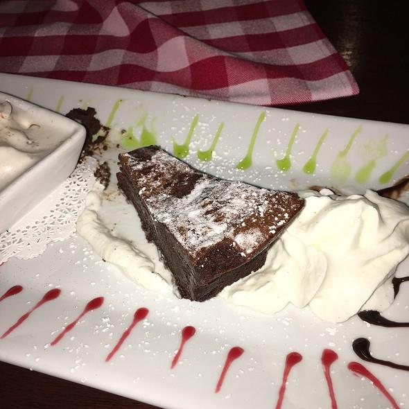 Birthday Flourless Chocolate Cake