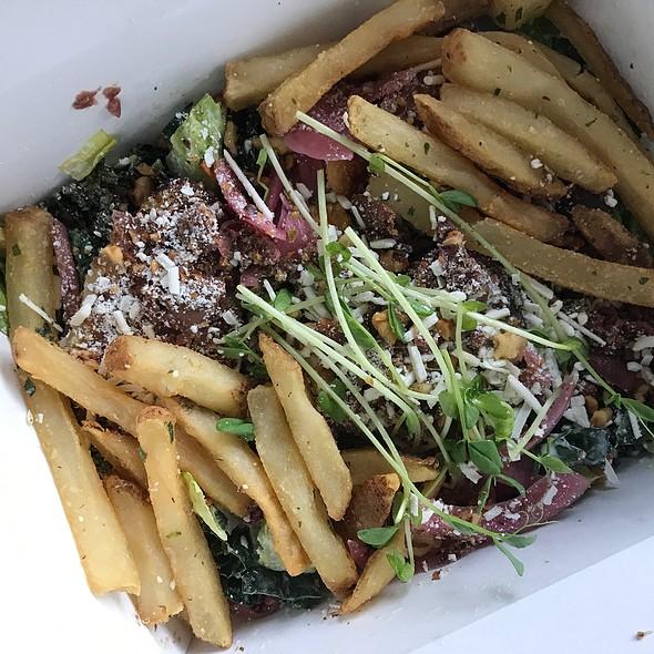 Veg Salad @ Souvla