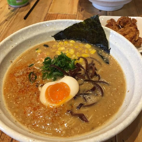 Spicy Tantan Ramen @ Ryoma Ramen