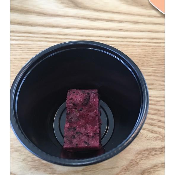 Blueberry Grapefruit Gin
