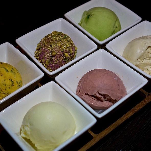 Ice Cream And Sorbet