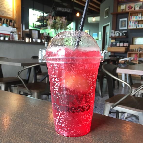 Strawberry Lychee