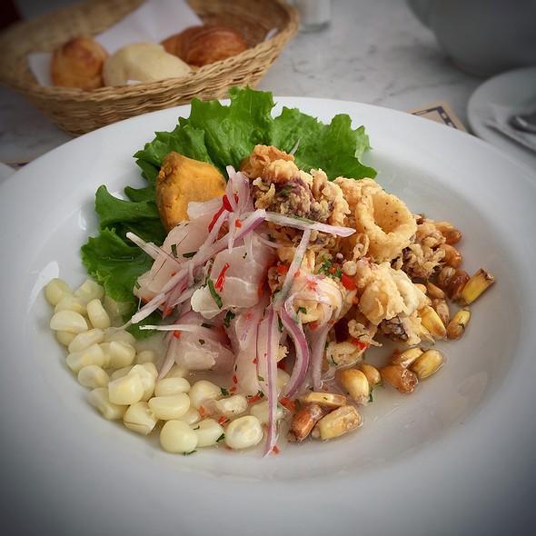 Ceviche @ La Bonbonniere
