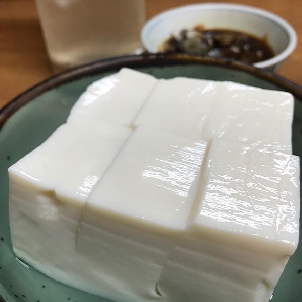 奴豆腐 @ 三河屋