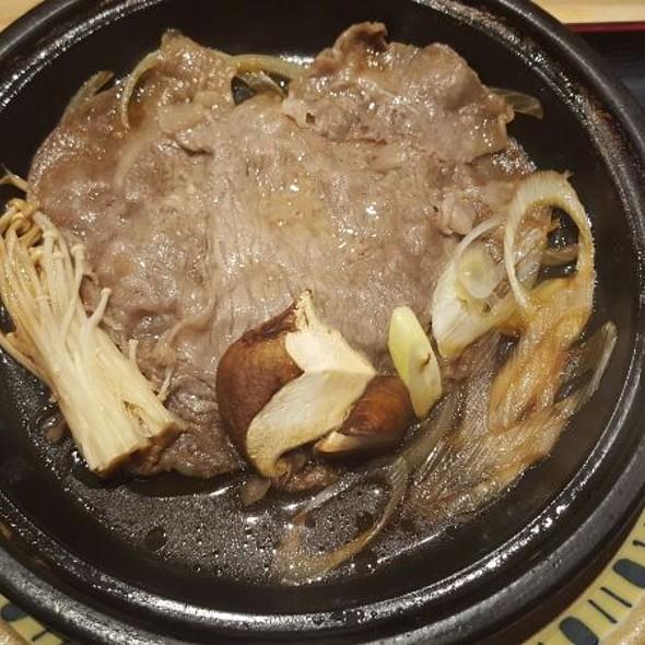 Waygu Sukiyaki