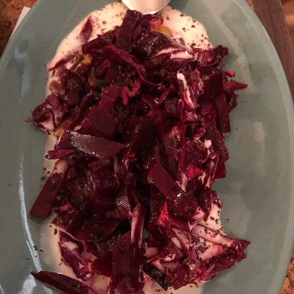 Beetroot And Cabbage