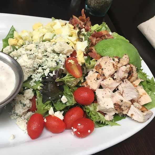 Cobb Salad (Combo Portion) @ Breadwinner's