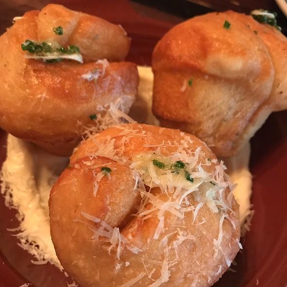 Parmesan Bread Rolls