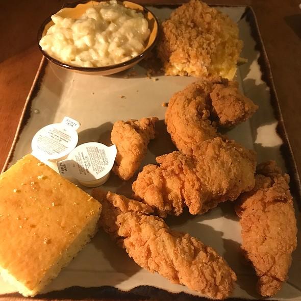 Chicken Tenders @ Back Home Restaurant