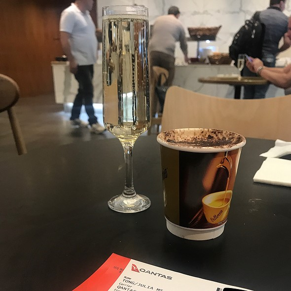Coffee And Bubbles