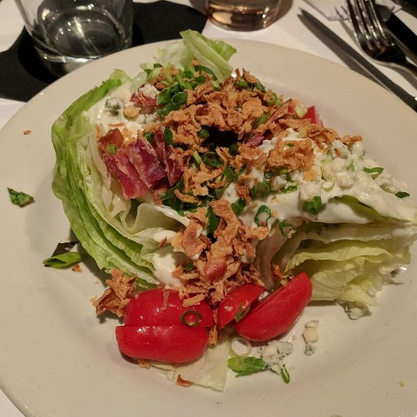 Tay's Wedge Salad