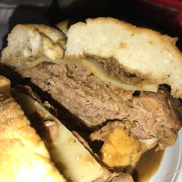Hot Roast Beef Sandwich @ Ye Olde Ale House